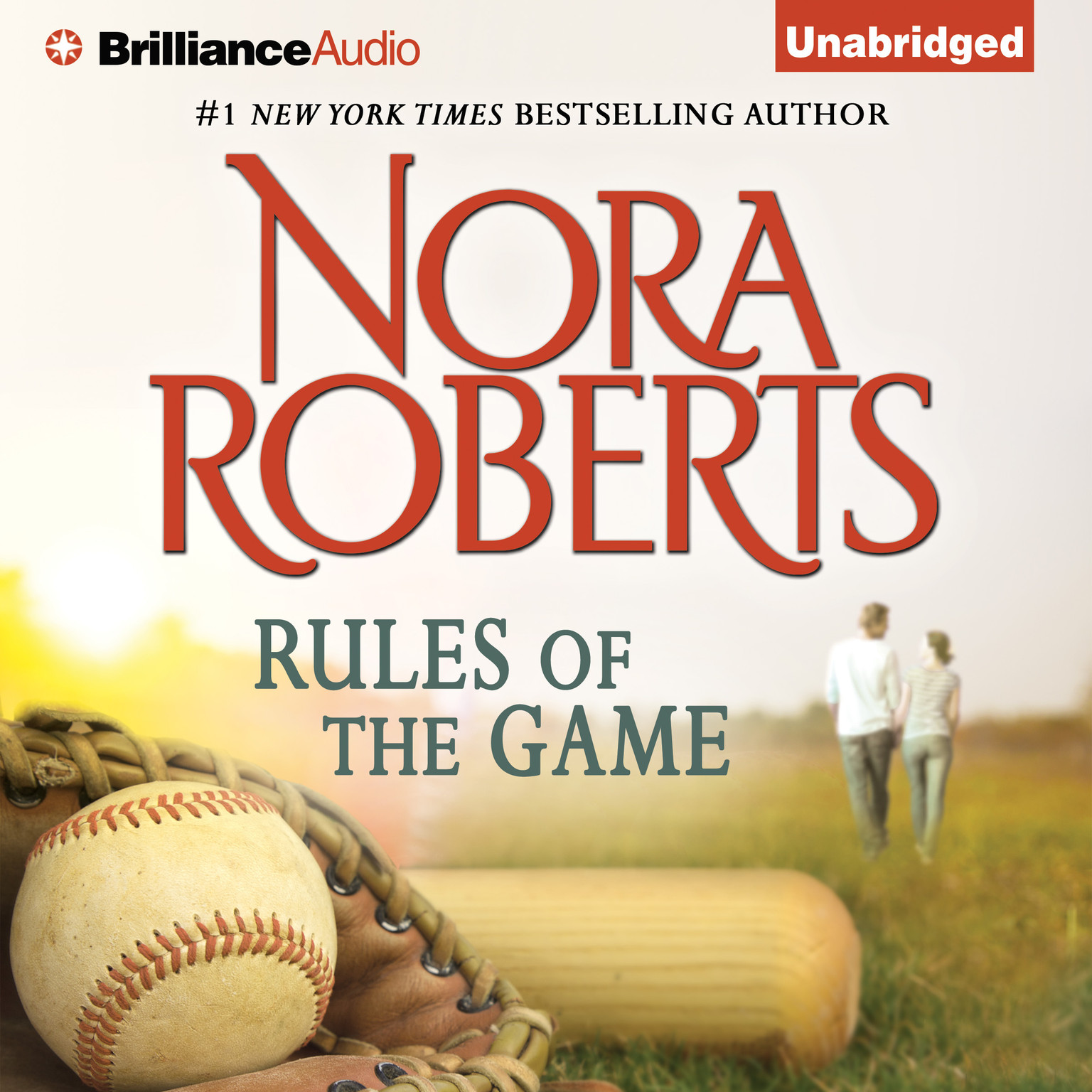 Printable Rules of the Game Audiobook Cover Art