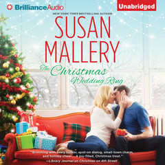 The Christmas Wedding Ring Audiobook, by Susan Mallery