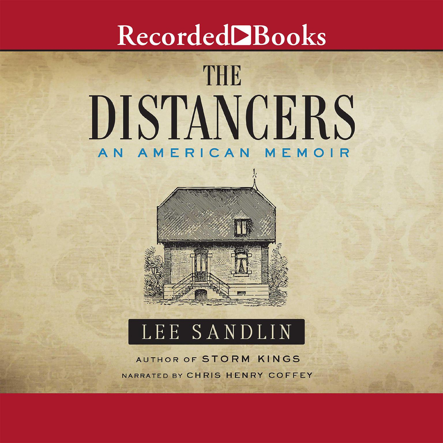 Printable The Distancers: An American Memoir Audiobook Cover Art