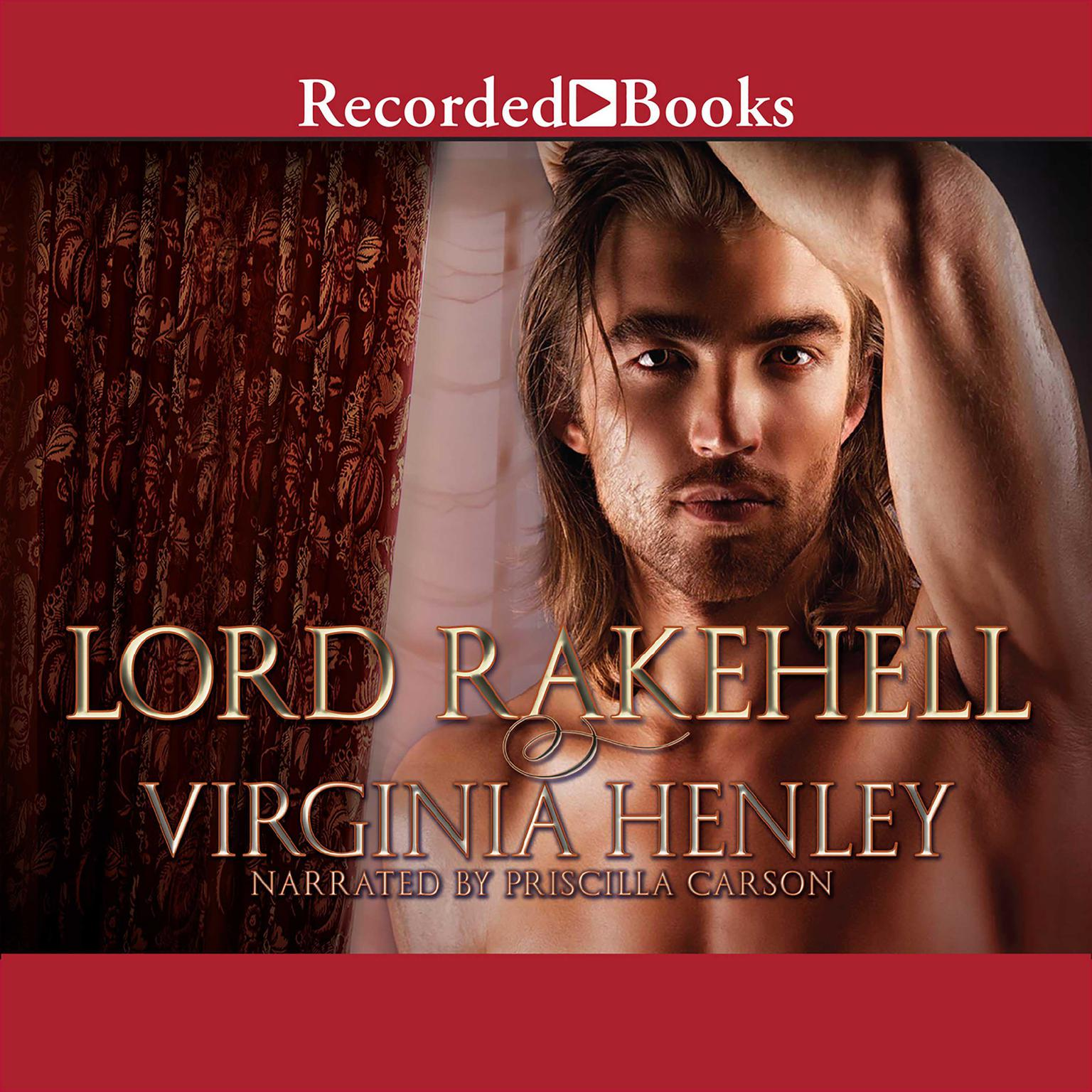 Printable Lord Rakehell Audiobook Cover Art