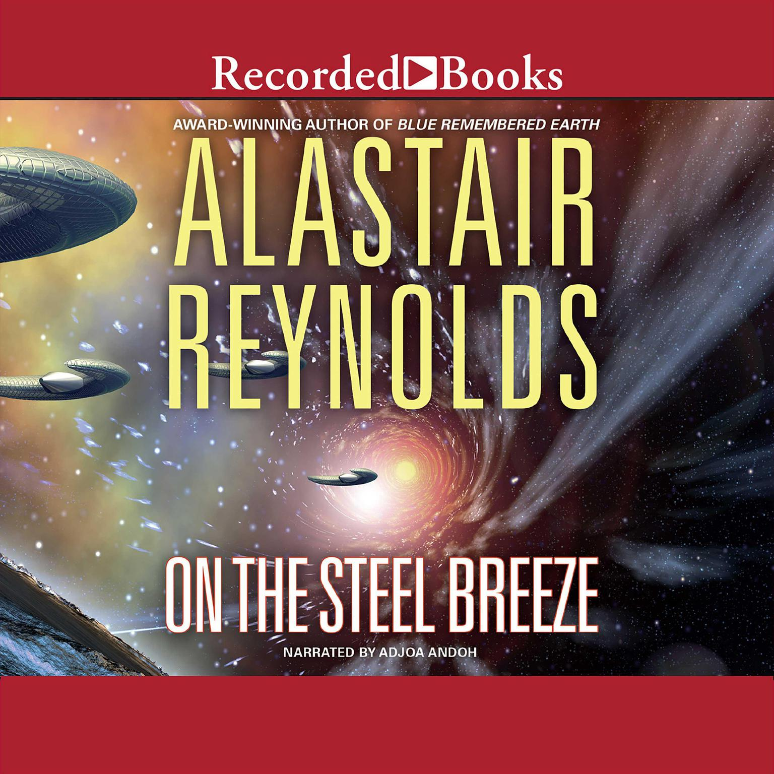 Printable On the Steel Breeze Audiobook Cover Art