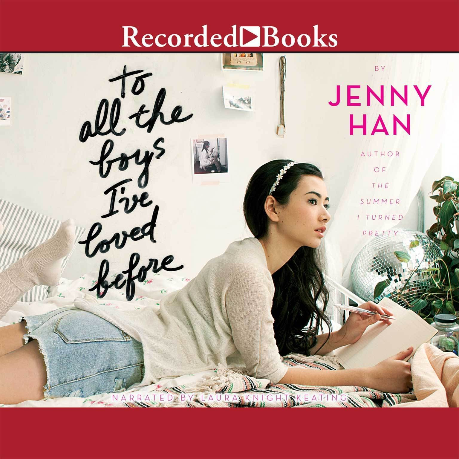 Printable To All the Boys I've Loved Before Audiobook Cover Art