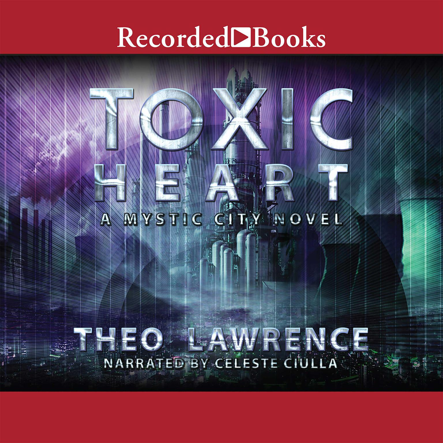 Printable Toxic Heart Audiobook Cover Art