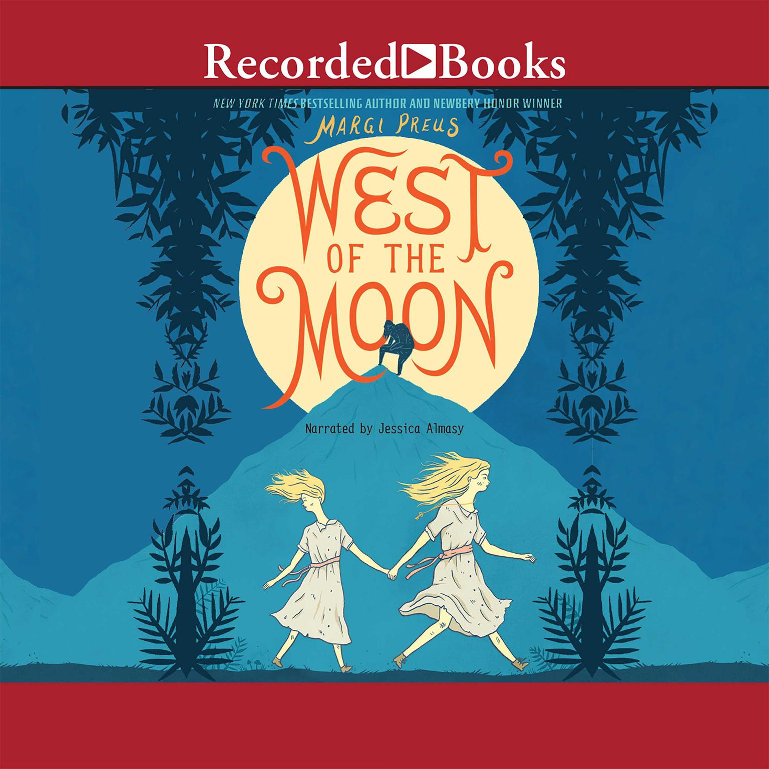 Printable West of the Moon Audiobook Cover Art