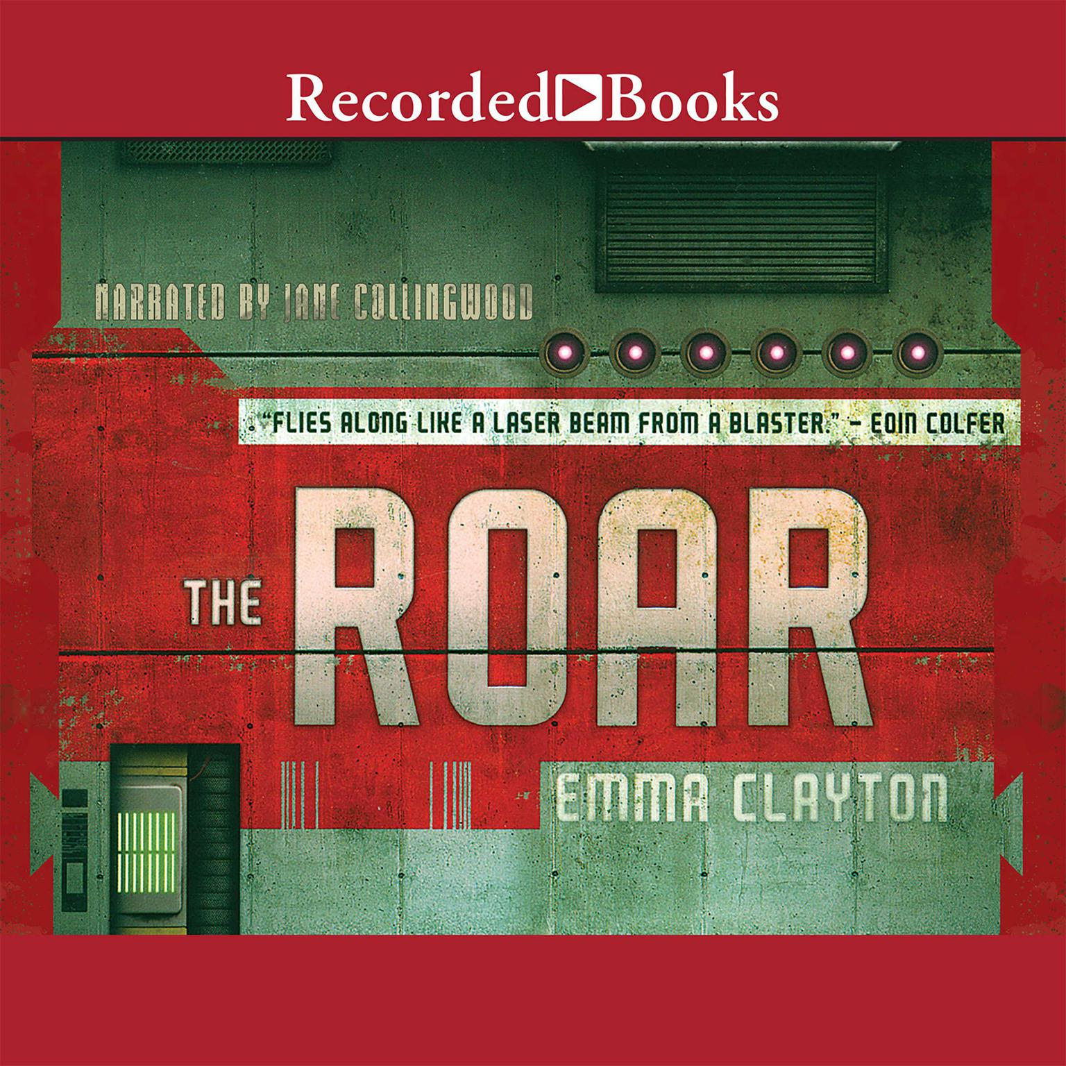 Printable The Roar Audiobook Cover Art