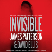 Invisible Audiobook, by James Patterson, David Ellis