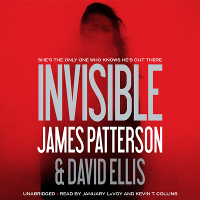 Invisible Audiobook, by James Patterson