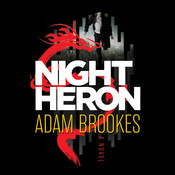 Night Heron, by Adam Brookes