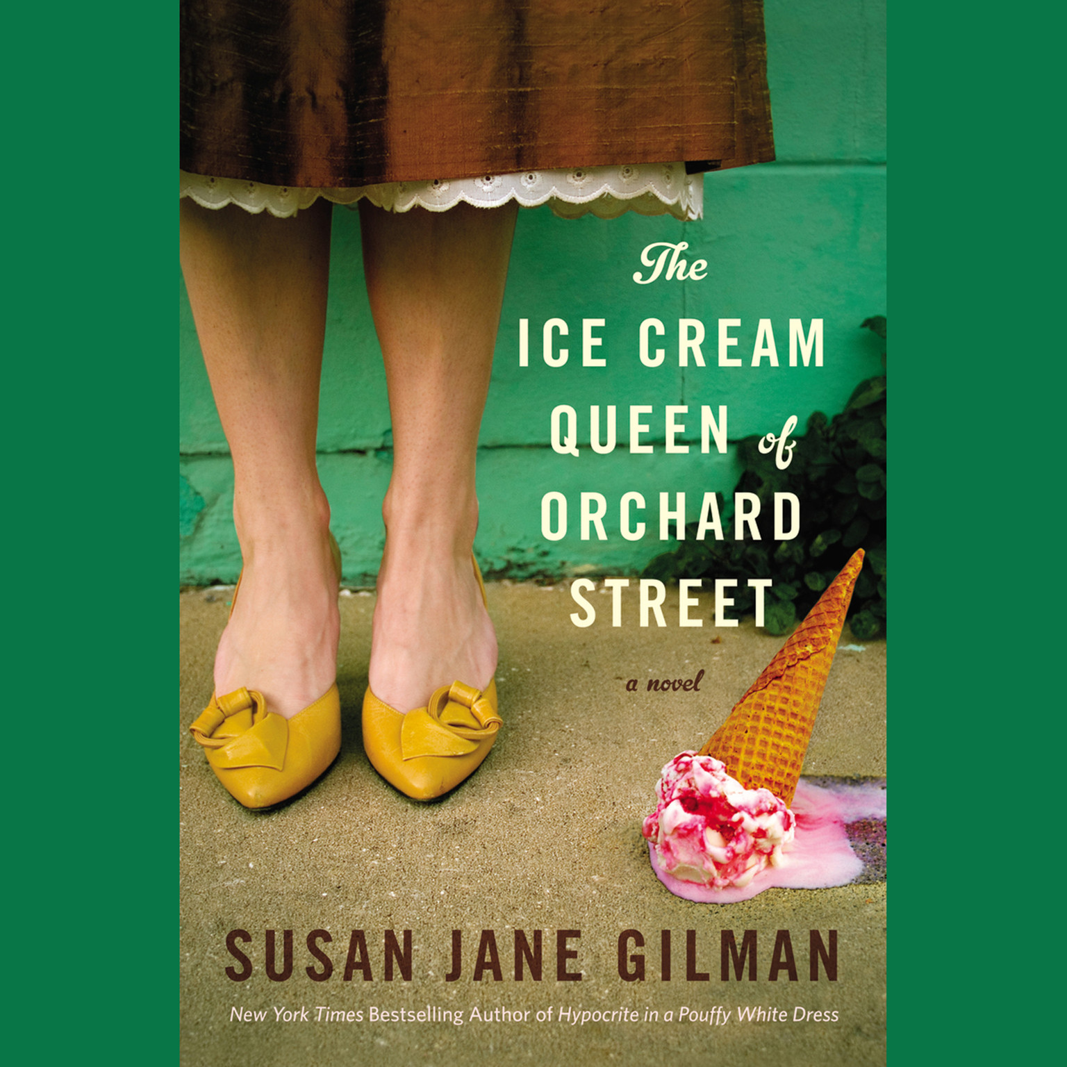 Printable The Ice Cream Queen of Orchard Street: A Novel Audiobook Cover Art