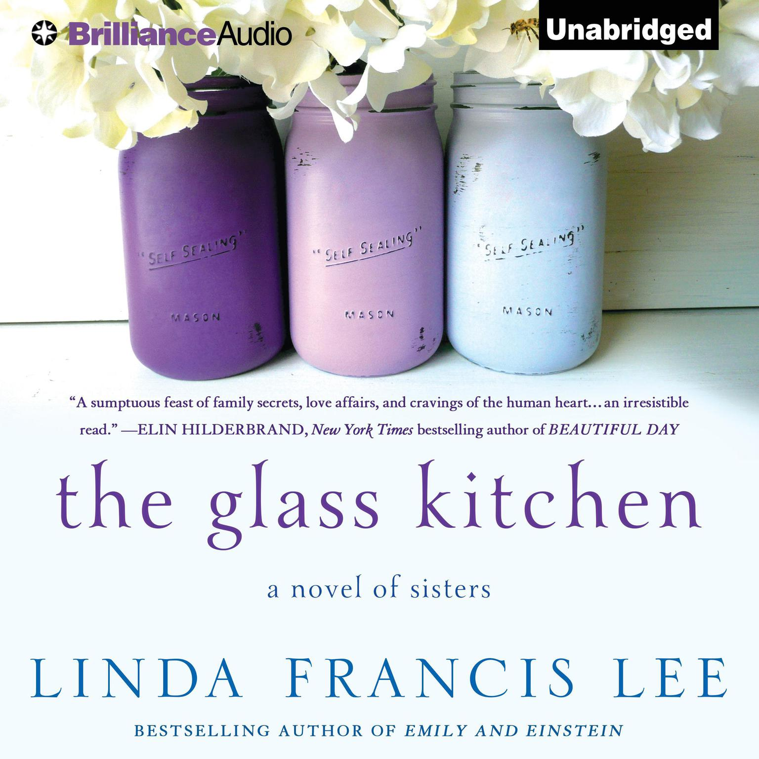 Printable The Glass Kitchen: A Novel of Sisters Audiobook Cover Art