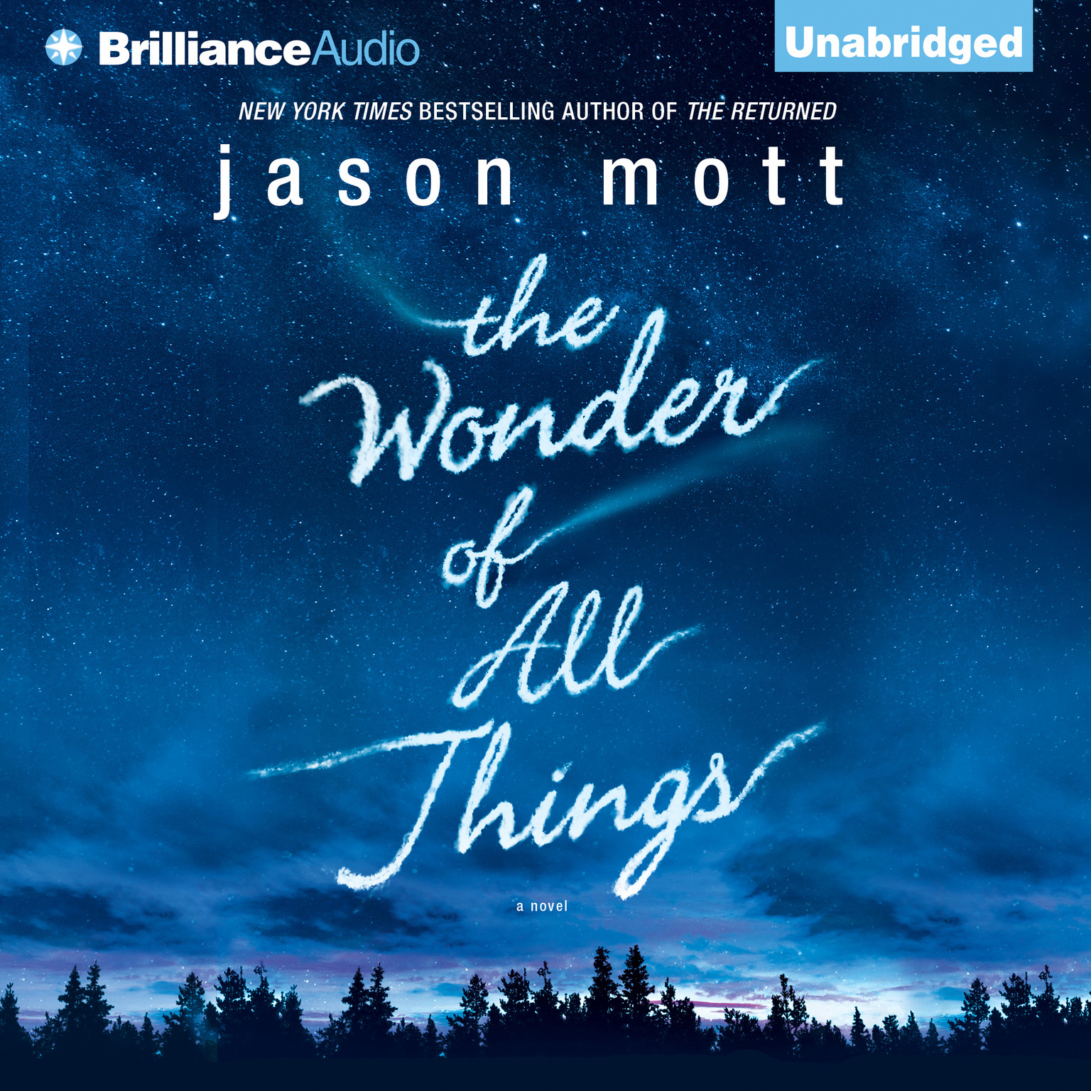 Printable The Wonder of All Things Audiobook Cover Art