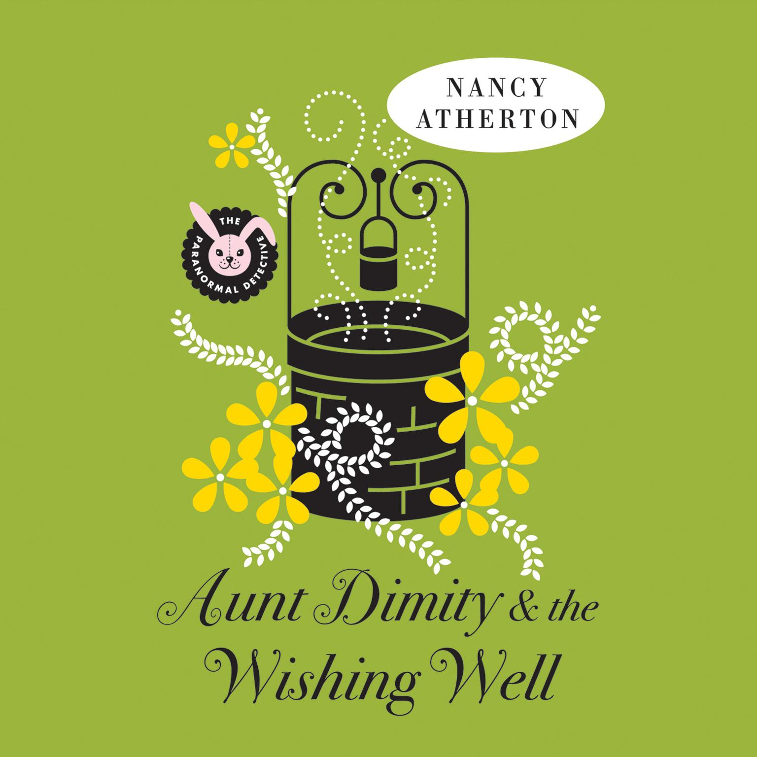 Printable Aunt Dimity and the Wishing Well Audiobook Cover Art