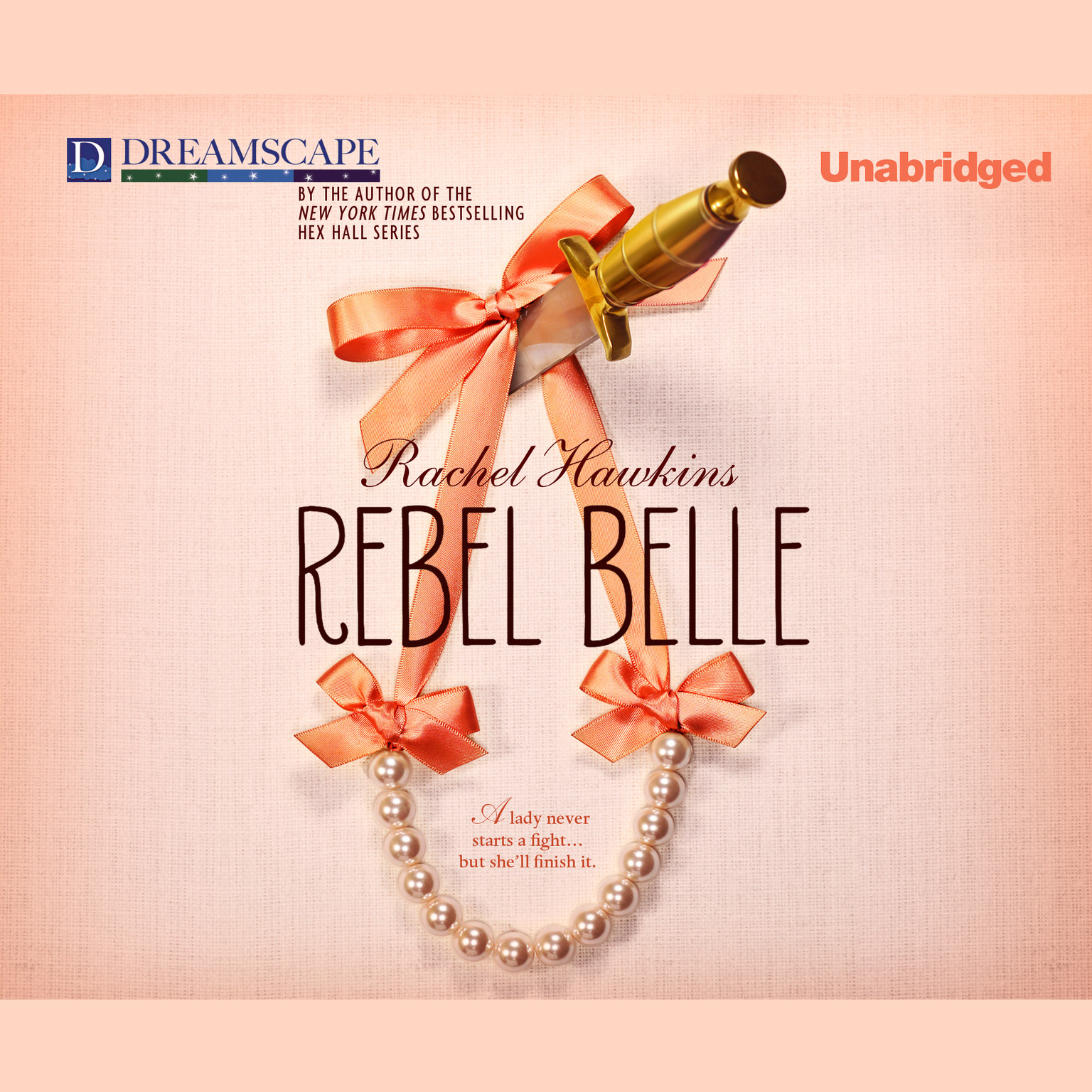 Printable Rebel Belle Audiobook Cover Art
