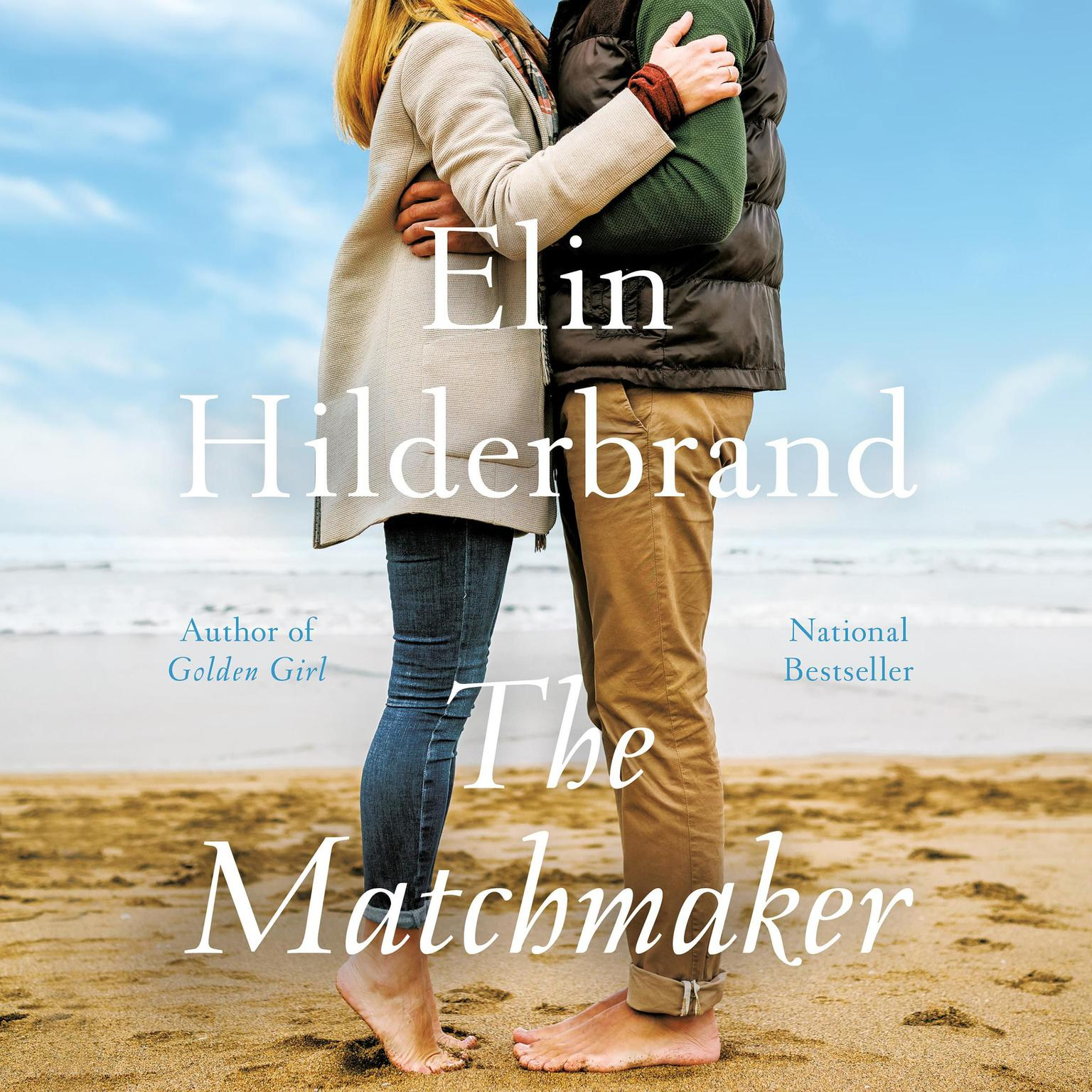 Printable The Matchmaker: A Novel Audiobook Cover Art