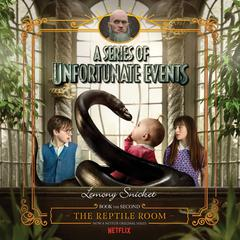 The Reptile Room Audiobook, by Lemony Snicket