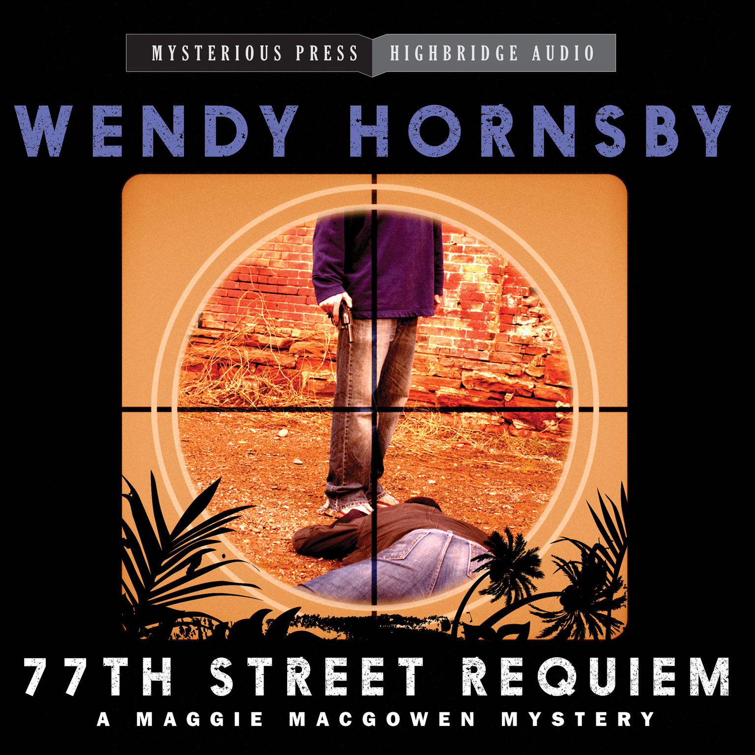 Printable 77th Street Requiem: A Maggie MacGowen Mystery Audiobook Cover Art