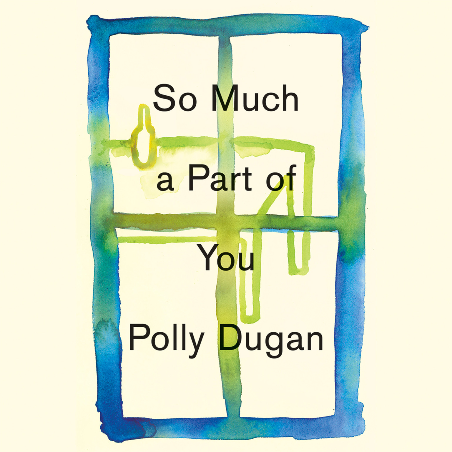 Printable So Much a Part of You Audiobook Cover Art