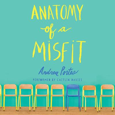 Anatomy of a Misfit Audiobook, by Andrea Portes