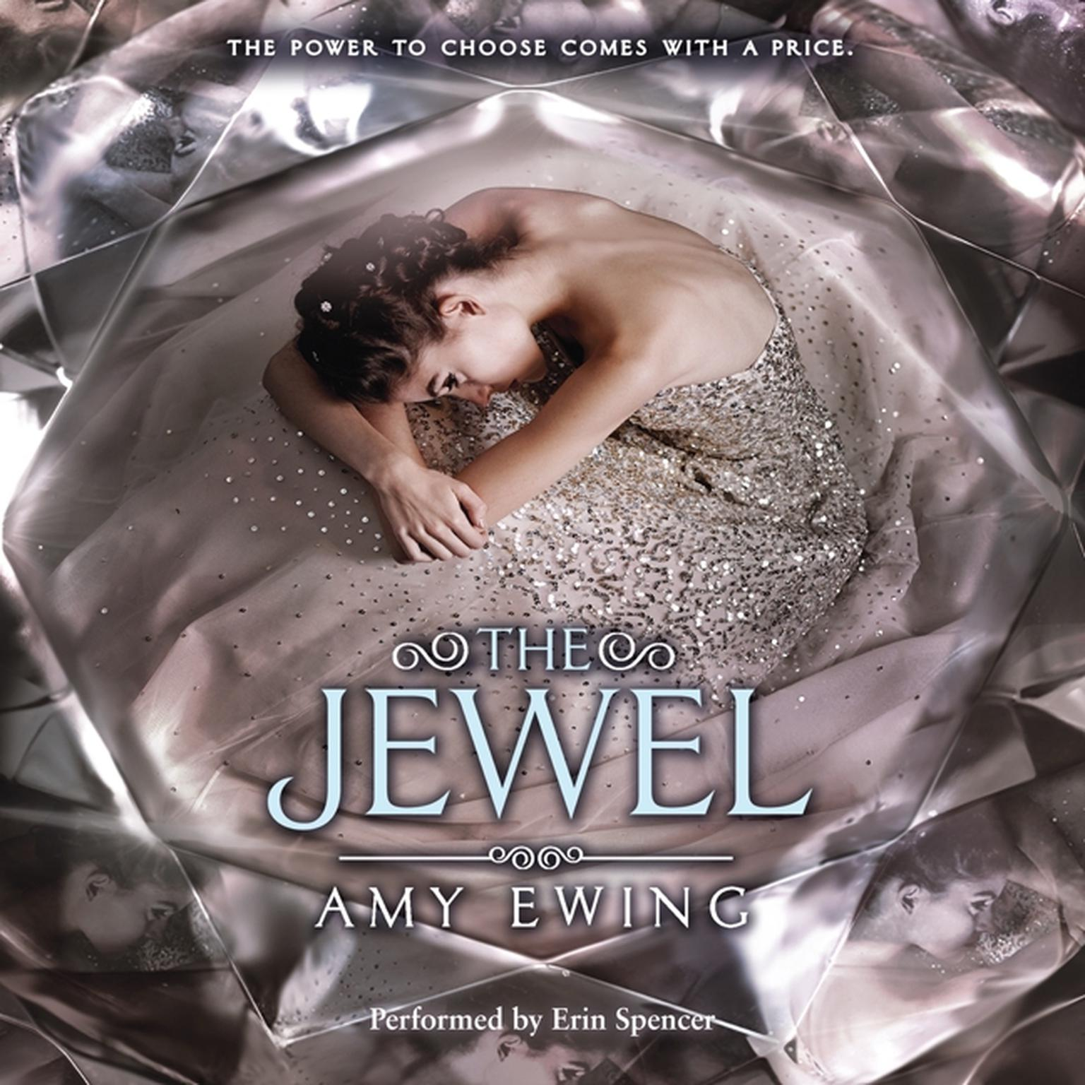 Printable The Jewel Audiobook Cover Art