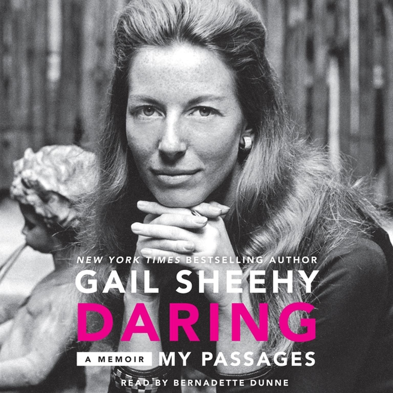 Printable Daring: My Passages: A Memoir Audiobook Cover Art