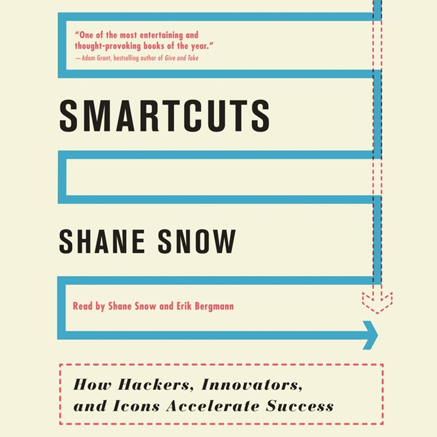 Printable Smartcuts: How Hackers, Innovators, and Icons Accelerate Success Audiobook Cover Art