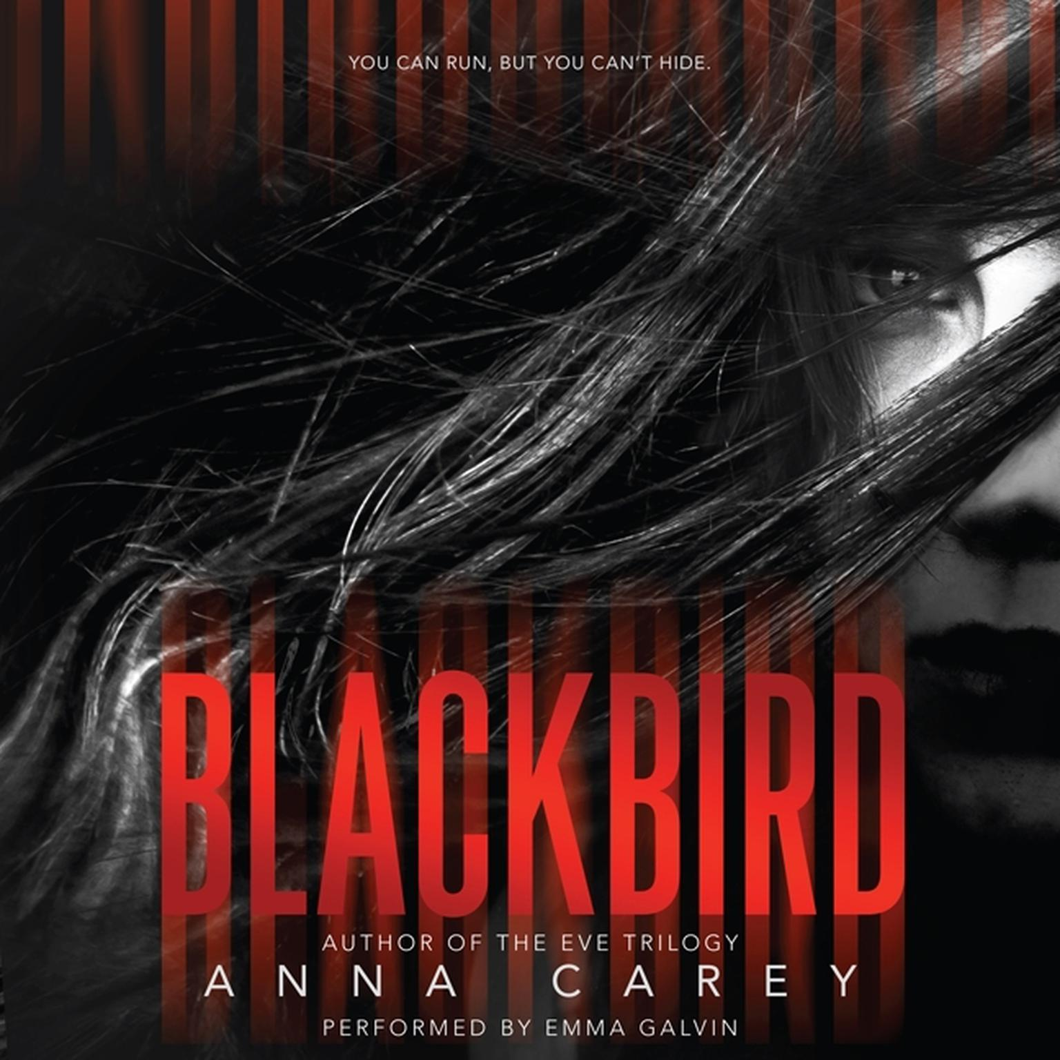 Printable Blackbird Audiobook Cover Art