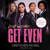 Get Even Audiobook, by Gretchen McNeil