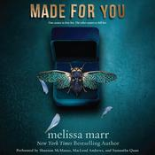 Made for You Audiobook, by Melissa Marr