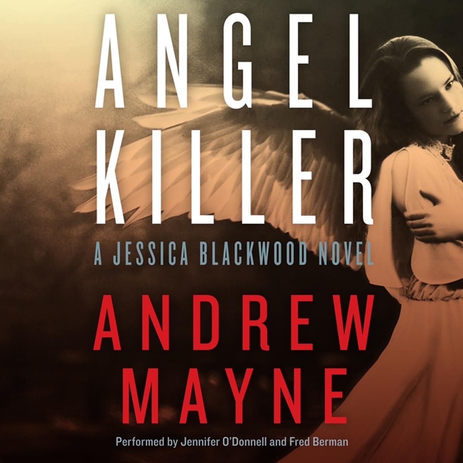 Printable Angel Killer: A Jessica Blackwood Novel Audiobook Cover Art