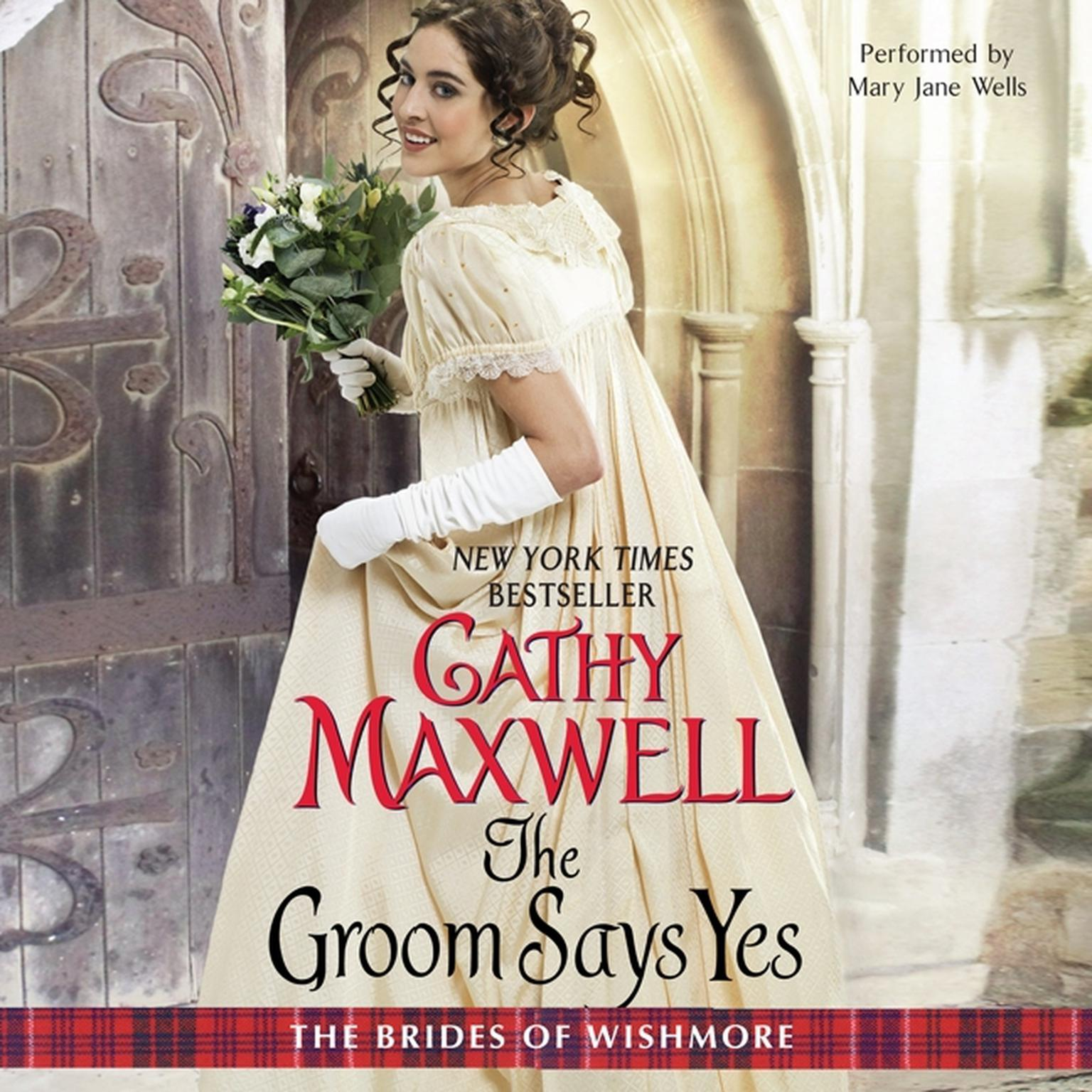 Printable The Groom Says Yes Audiobook Cover Art