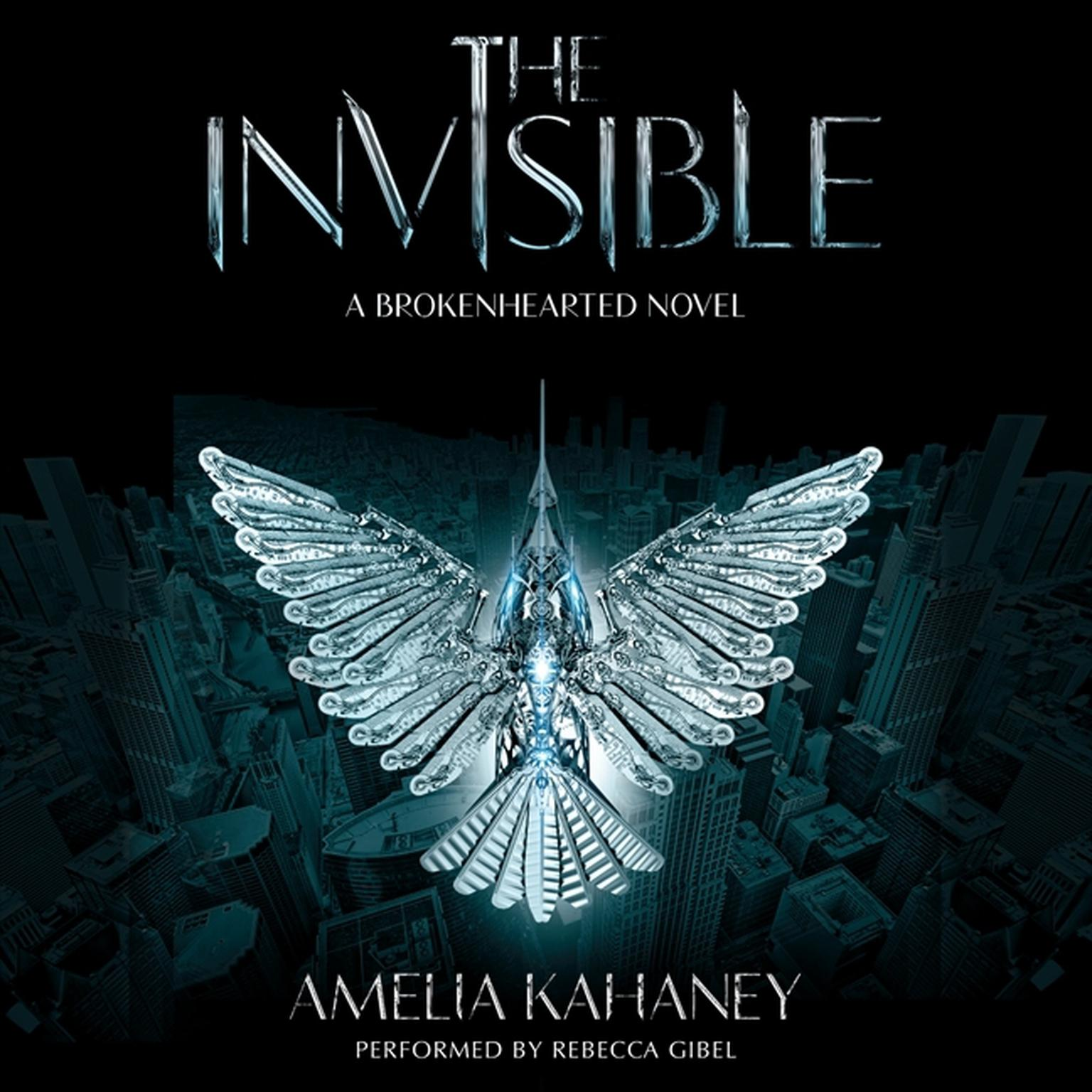 Printable The Invisible Audiobook Cover Art
