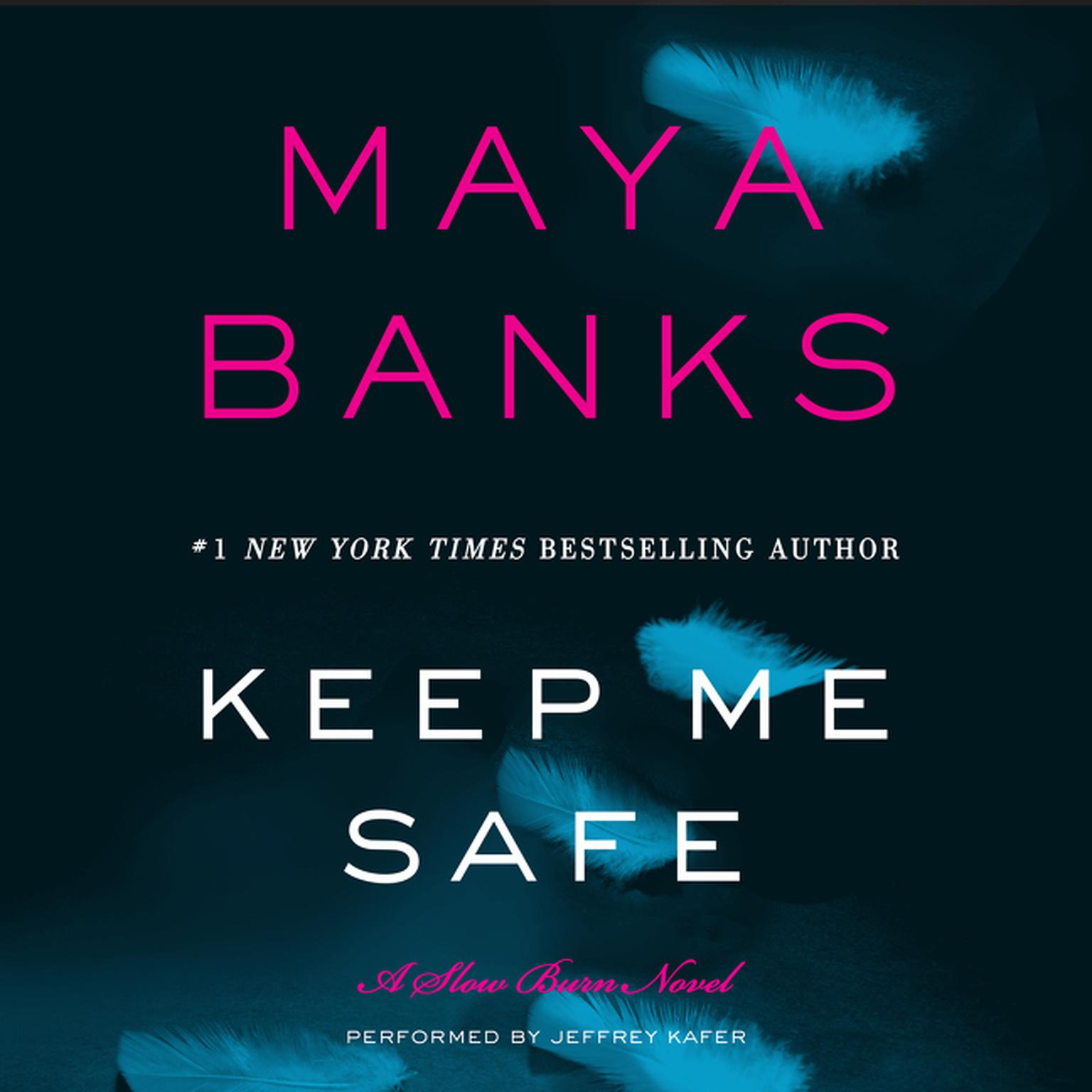 Printable Keep Me Safe: A Slow Burn Novel Audiobook Cover Art