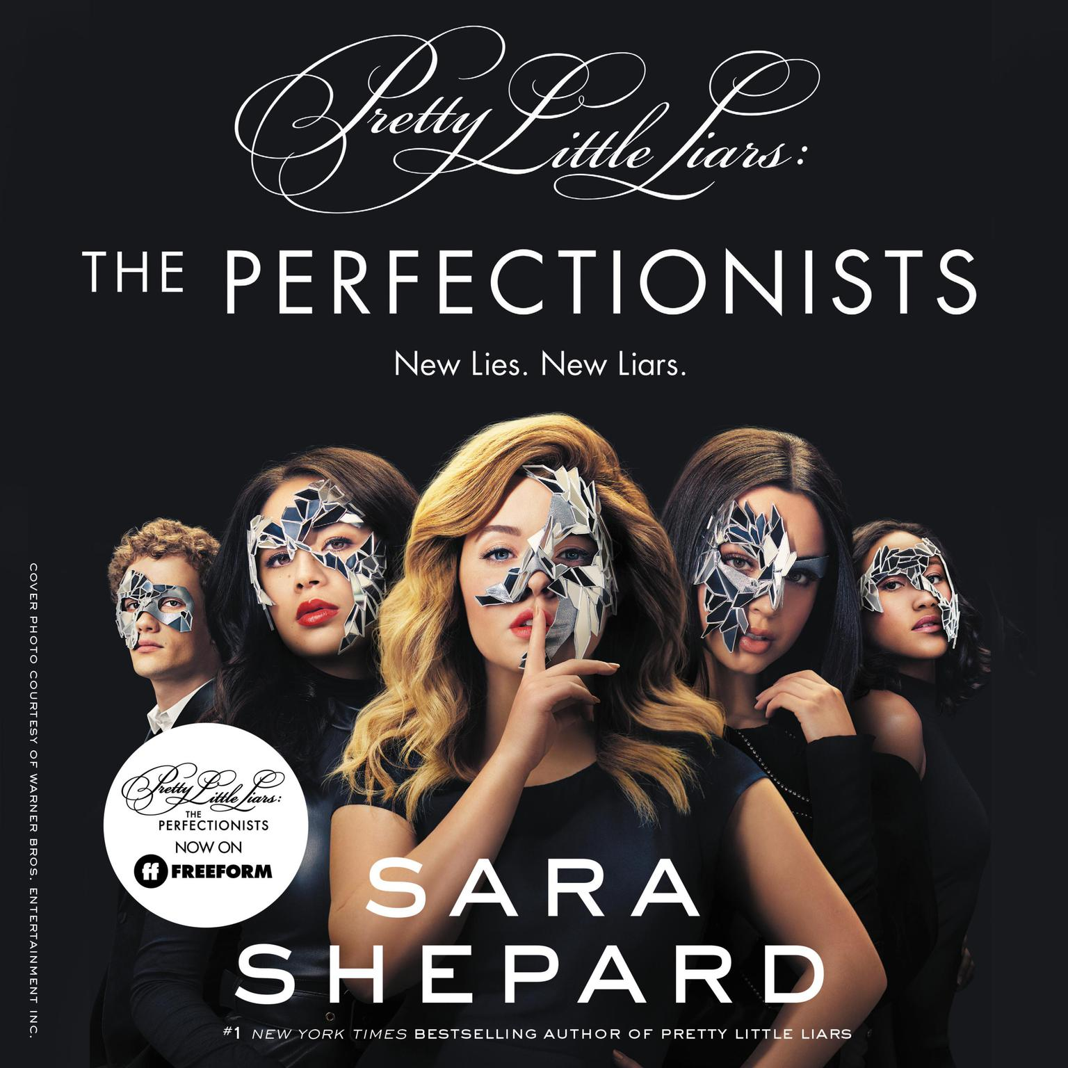 Printable The Perfectionists Audiobook Cover Art