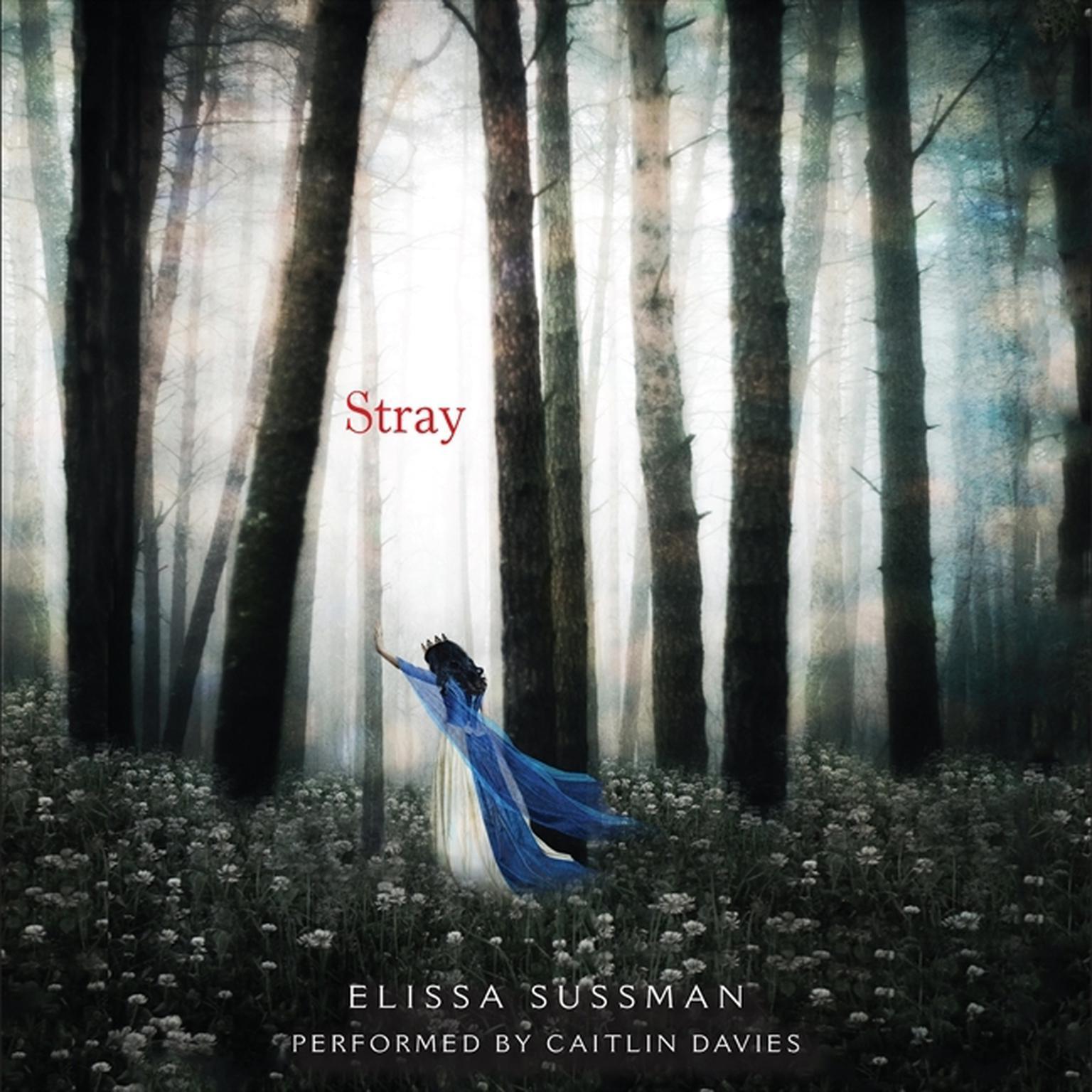 Printable Stray Audiobook Cover Art