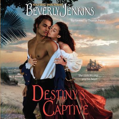 Destinys Captive Audiobook, by
