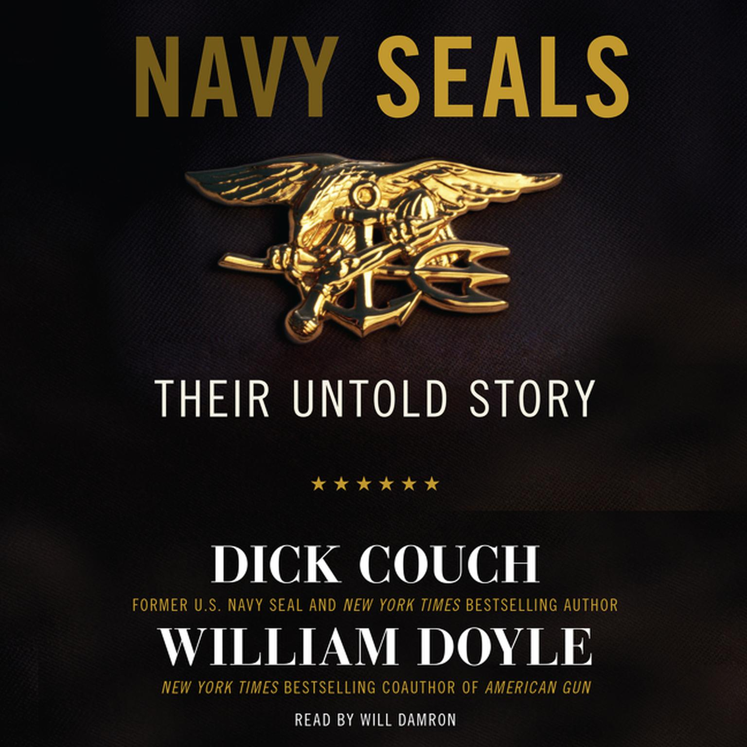 Printable Navy SEALs: Their Untold Story Audiobook Cover Art