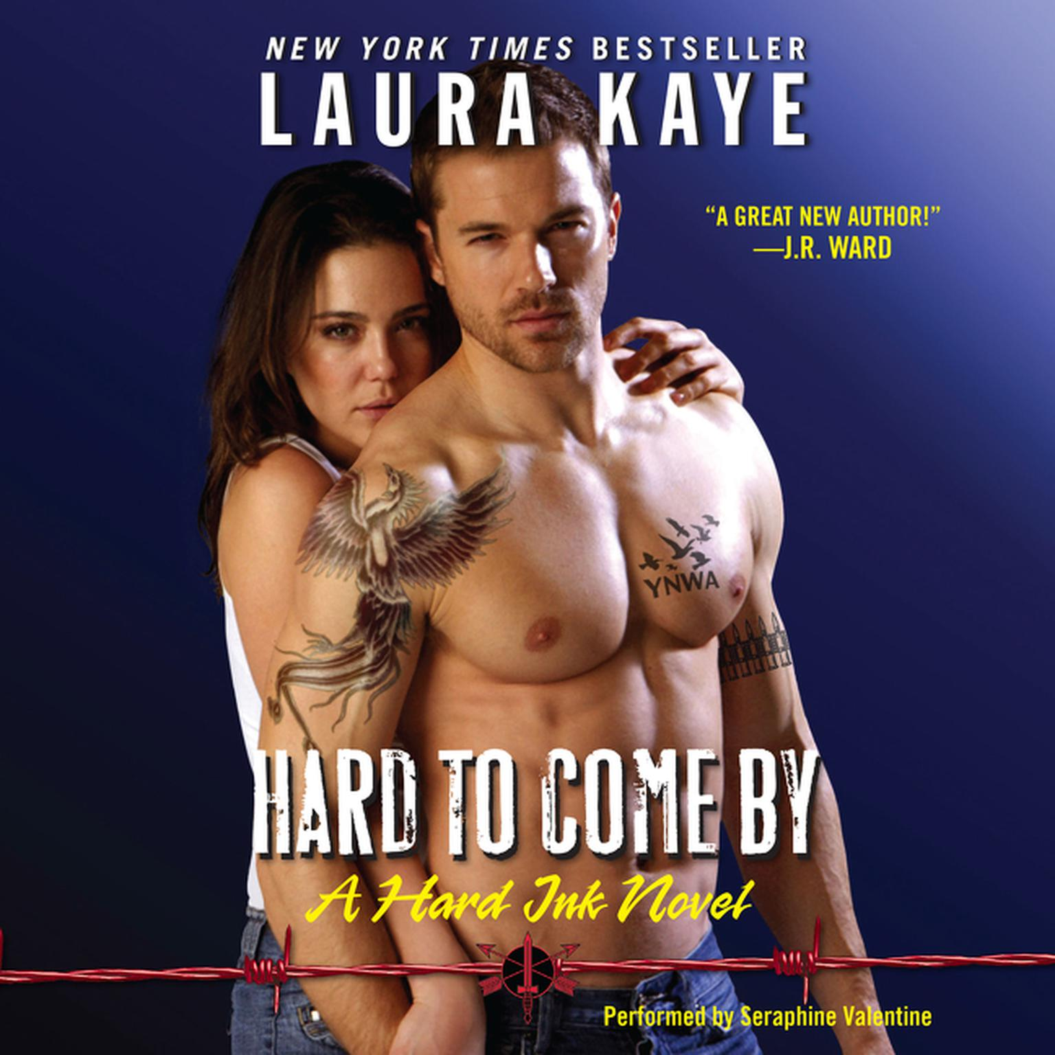 Printable Hard to Come By: A Hard Ink Novel Audiobook Cover Art