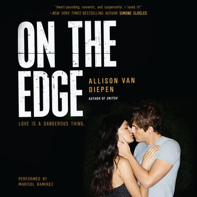 On the Edge Audiobook, by Allison van Diepen