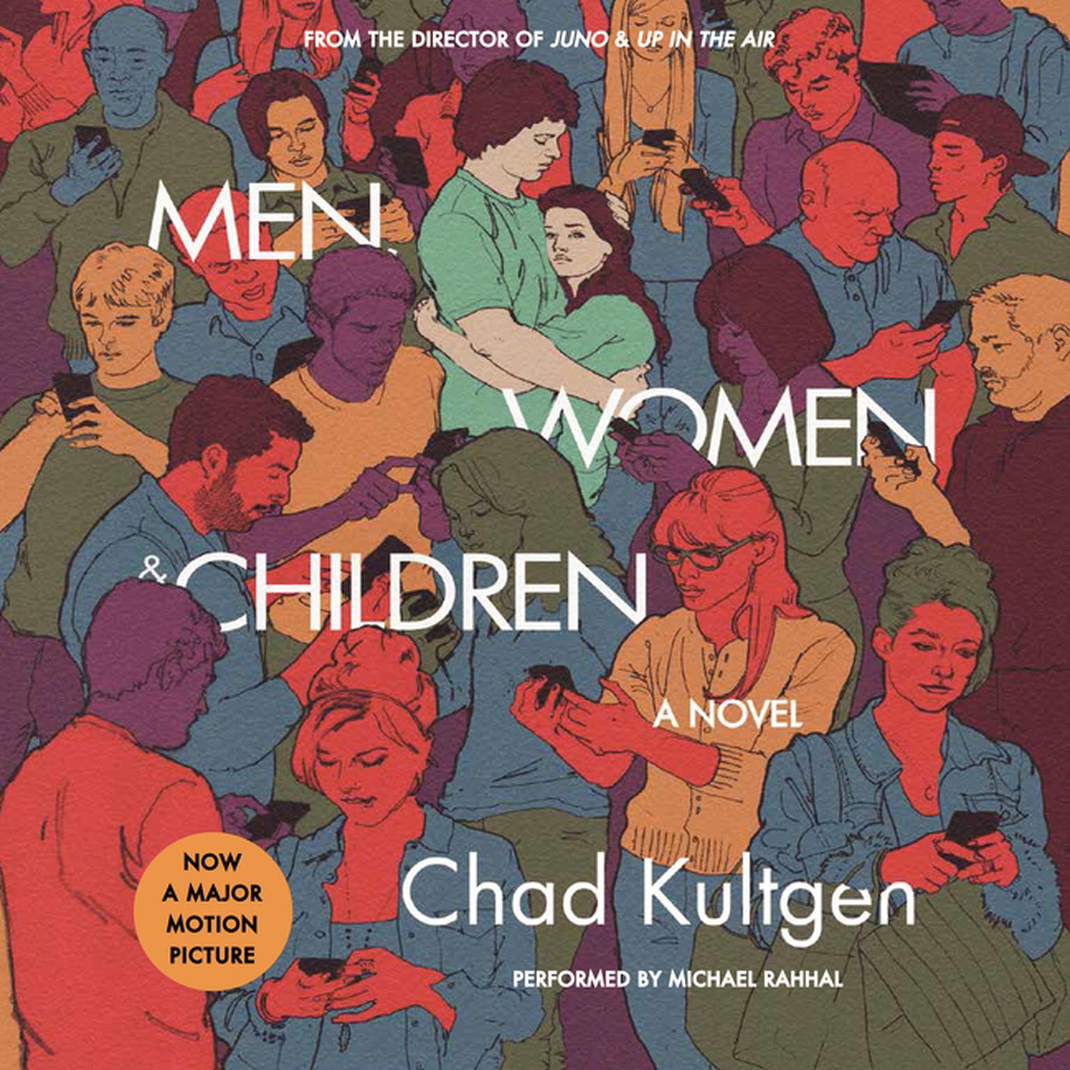 Printable Men, Women & Children: A Novel Audiobook Cover Art