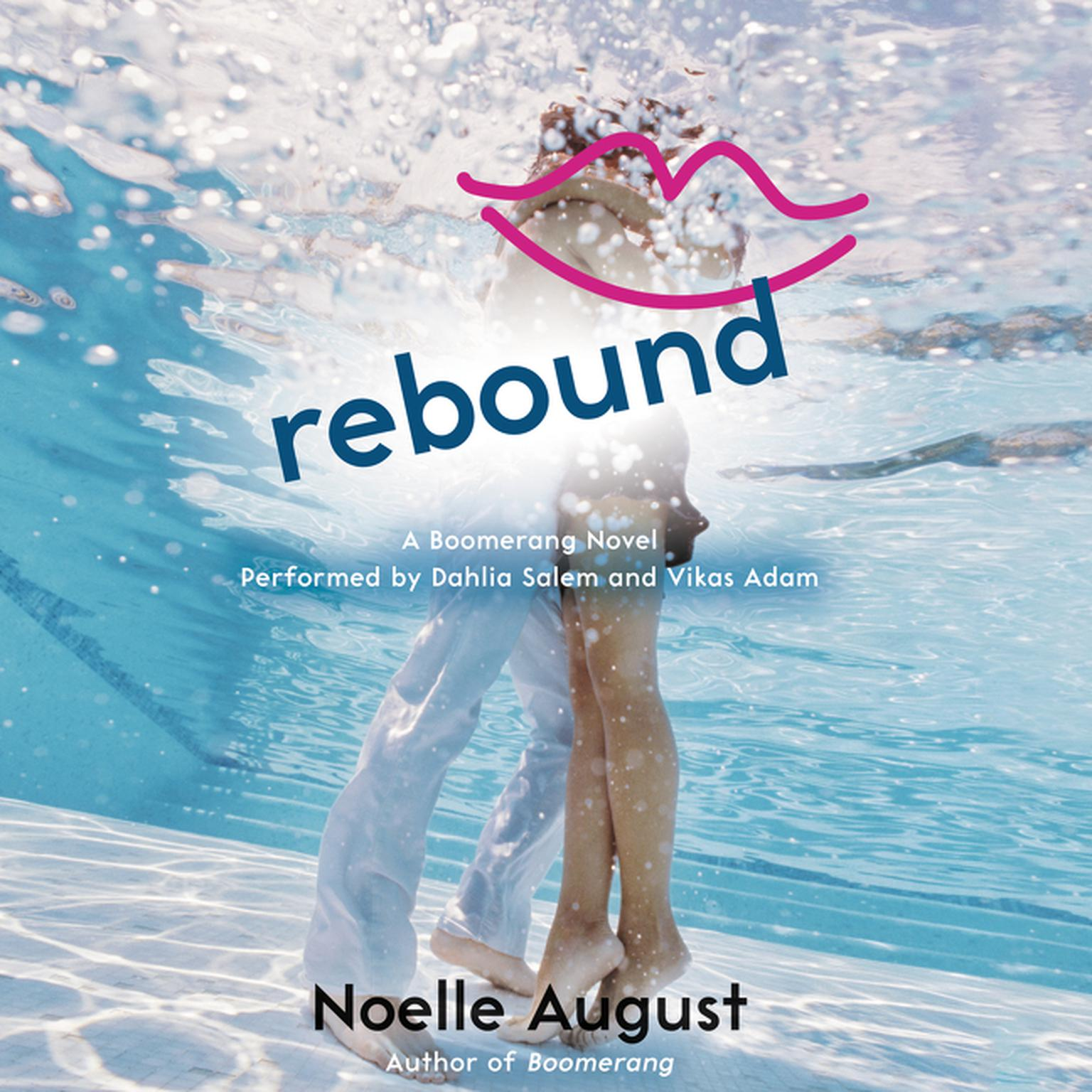 Printable Rebound: A Boomerang Novel Audiobook Cover Art