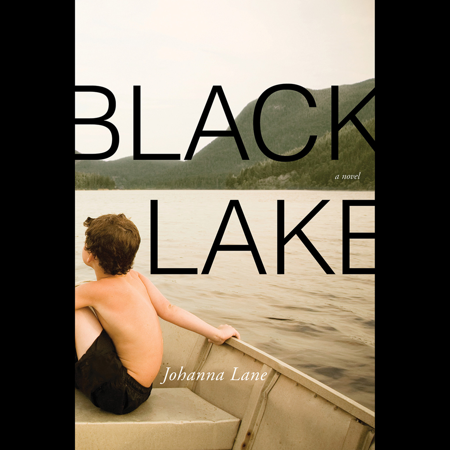 Printable Black Lake: A Novel Audiobook Cover Art