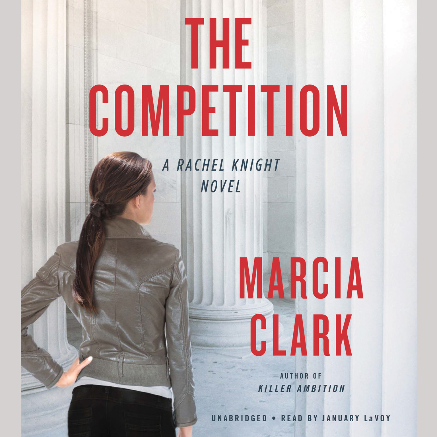 Printable The Competition Audiobook Cover Art