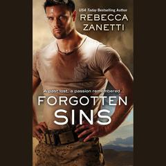 Forgotten Sins Audiobook, by Rebecca Zanetti