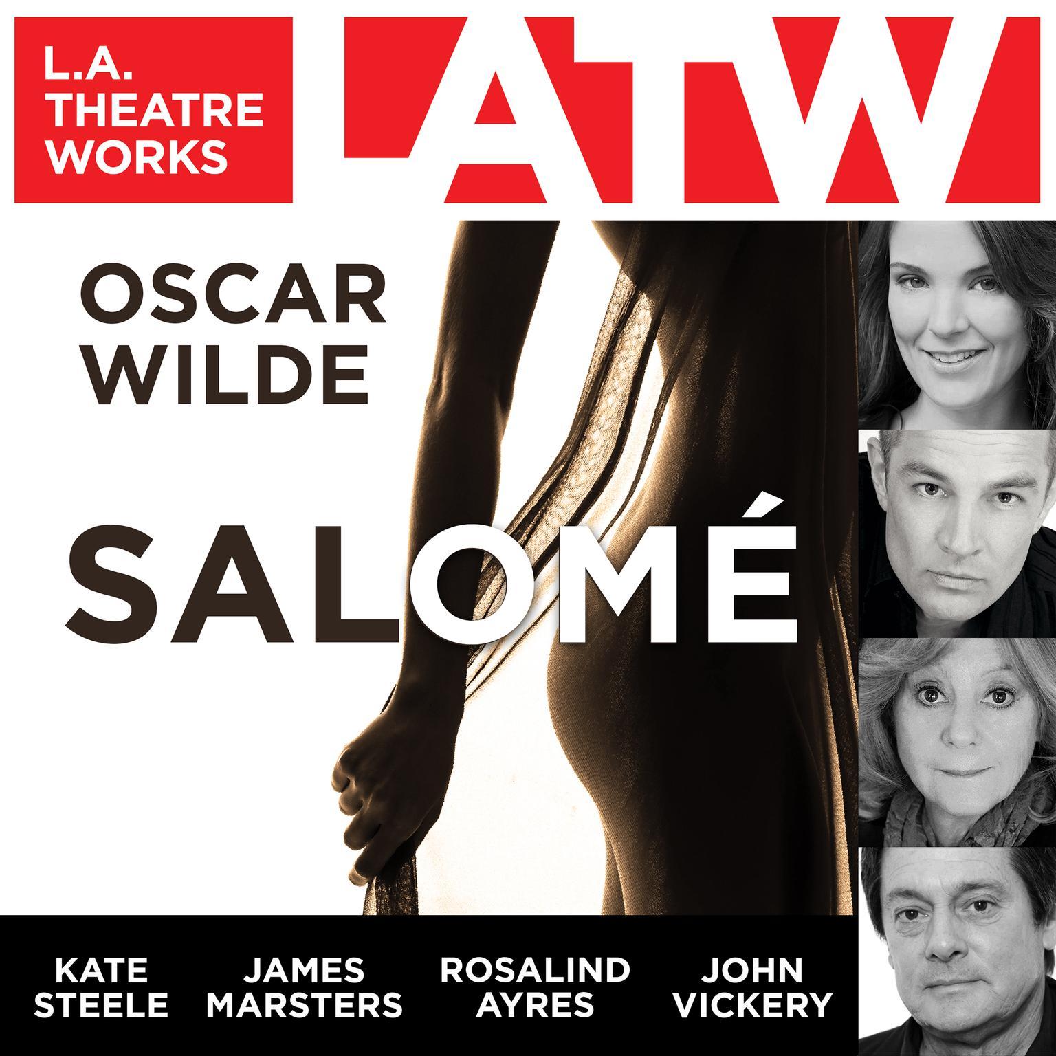 Printable Salome Audiobook Cover Art