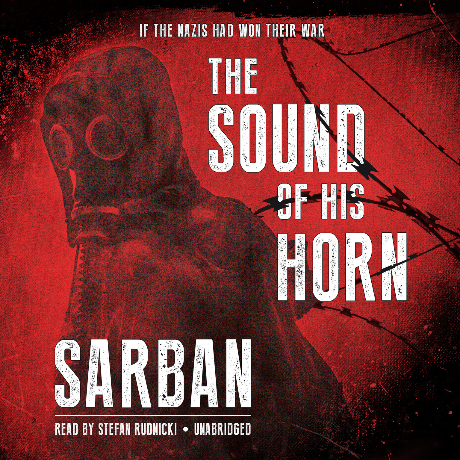 Printable The Sound of His Horn Audiobook Cover Art
