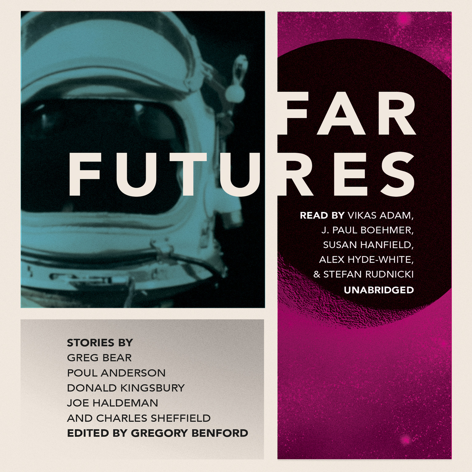 Printable Far Futures Audiobook Cover Art