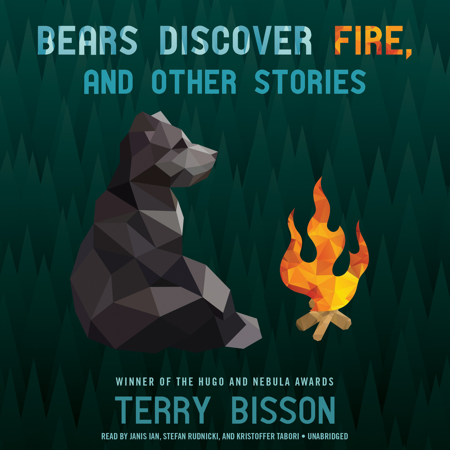 Printable Bears Discover Fire, and Other Stories Audiobook Cover Art