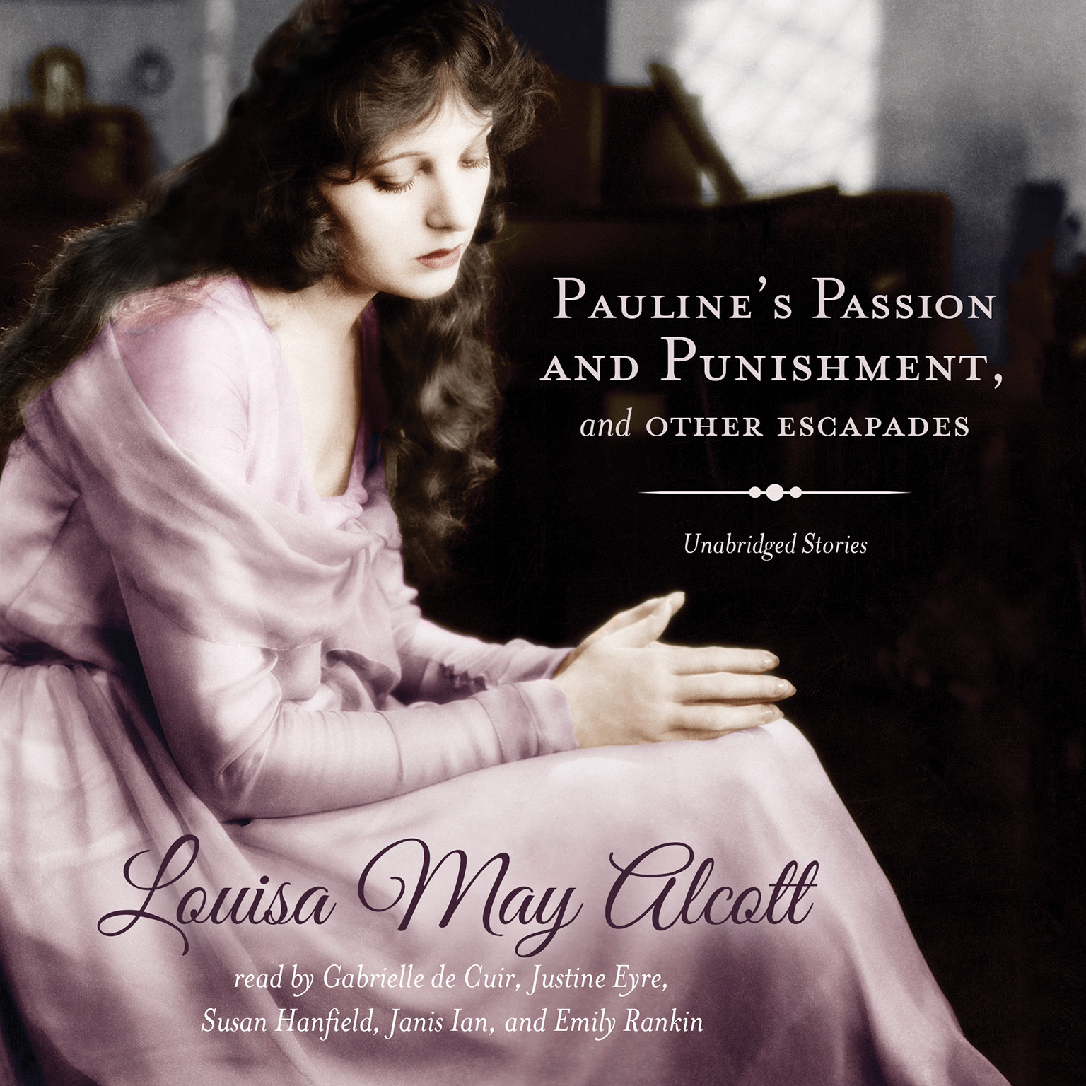 Printable Pauline's Passion and Punishment, and Other Escapades Audiobook Cover Art