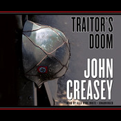 Traitor's Doom Audiobook, by John Creasey