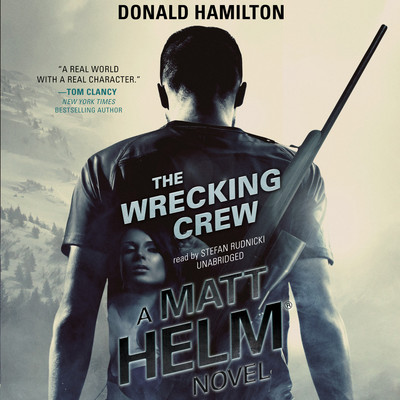 The Wrecking Crew Audiobook, by Donald Hamilton
